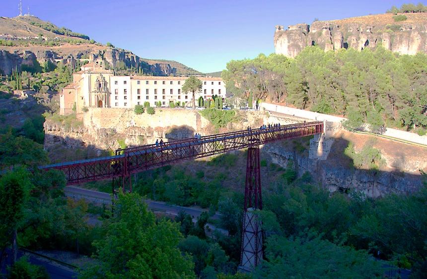 Paradores de Cuenca, Spain