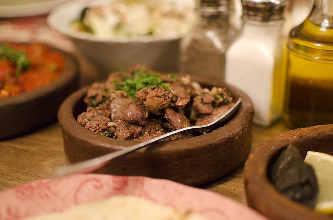 Sofra restaurant, Amman