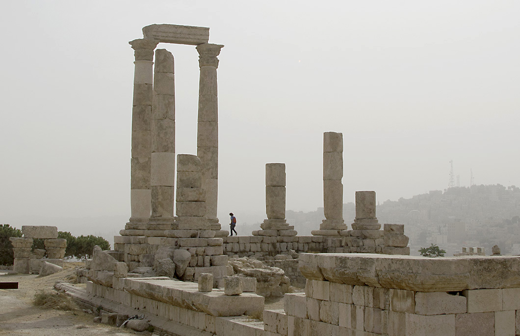 photo essay some memorable moments the urge to wander amman citadel
