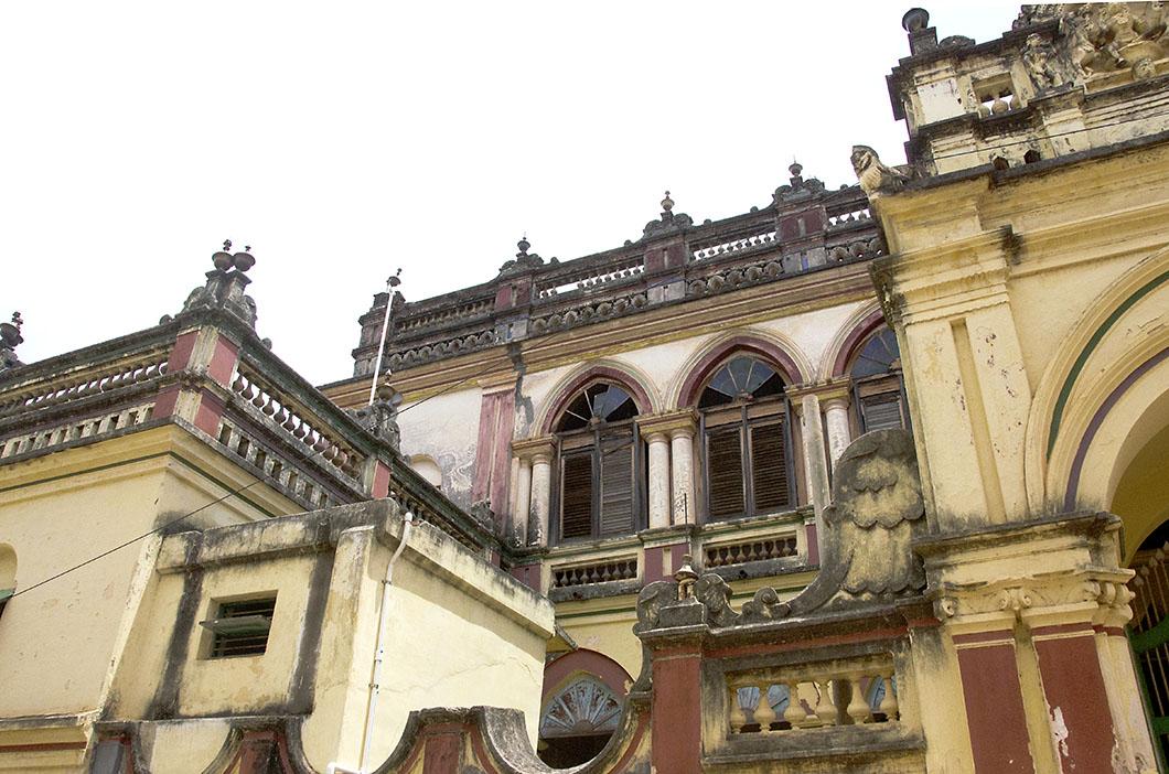 Chettinad - Mansions