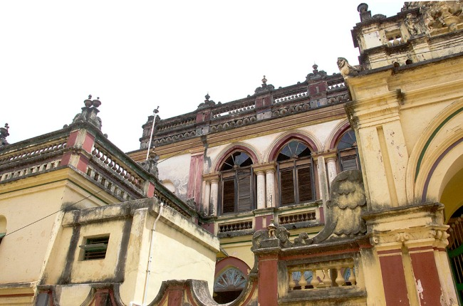 Chettinad - Mansions