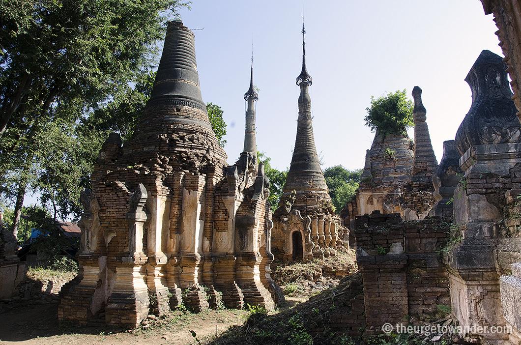 Indein, Myanmar