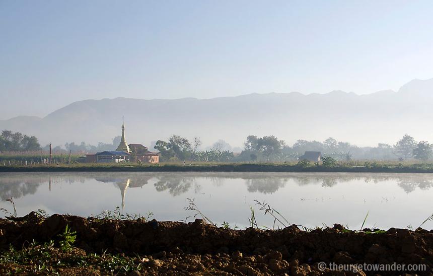 Nyaungshwe, Myanmar