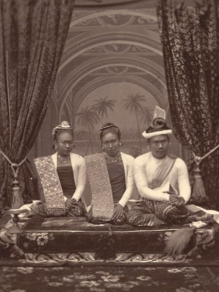 Royal Family of Burma