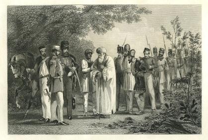 Bahadur Shah Zafar - Capture