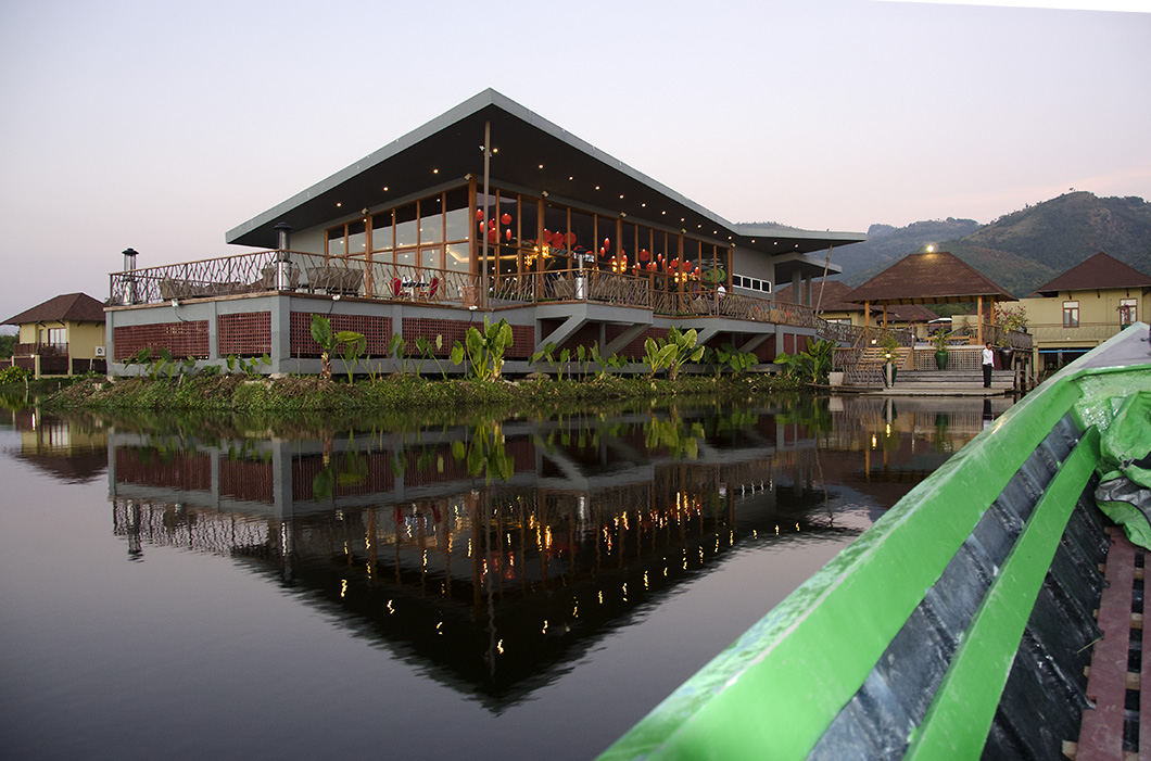 Novotel Inle Lake Resort
