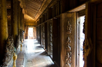 Shwenndaw Pagoda, Mandalay