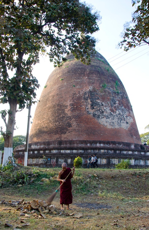 Phayagyi - Sri Ksetra, Myanmar