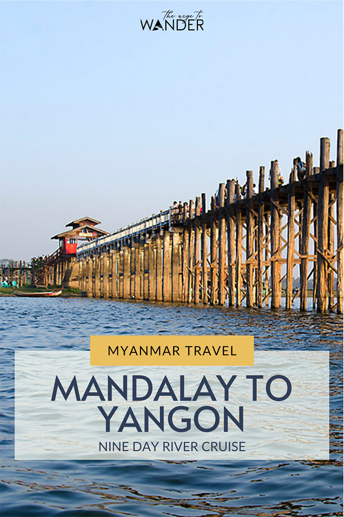 An Irrawaddy river cruise that includes most attractions from Mandalay to Prome near Yangon is an enchanting way to explore Myanmar