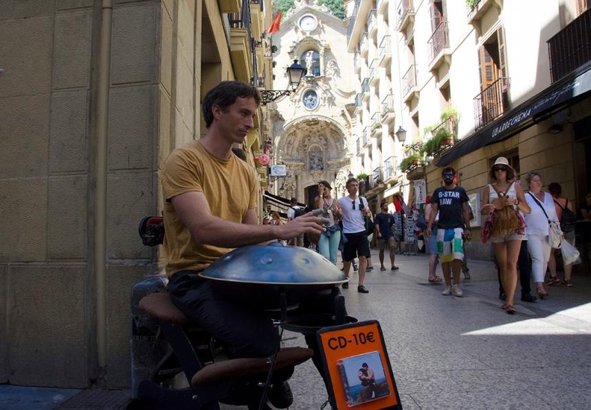 Calle Mayor- Old Town, San Sebastian