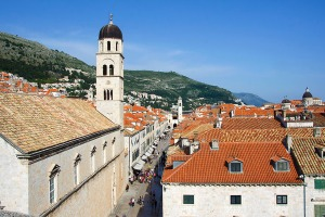 Stradun - Dubrovnik , Croatia