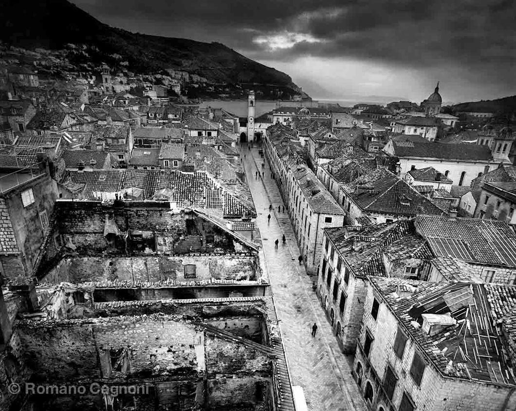 Dubrovnik: War damage