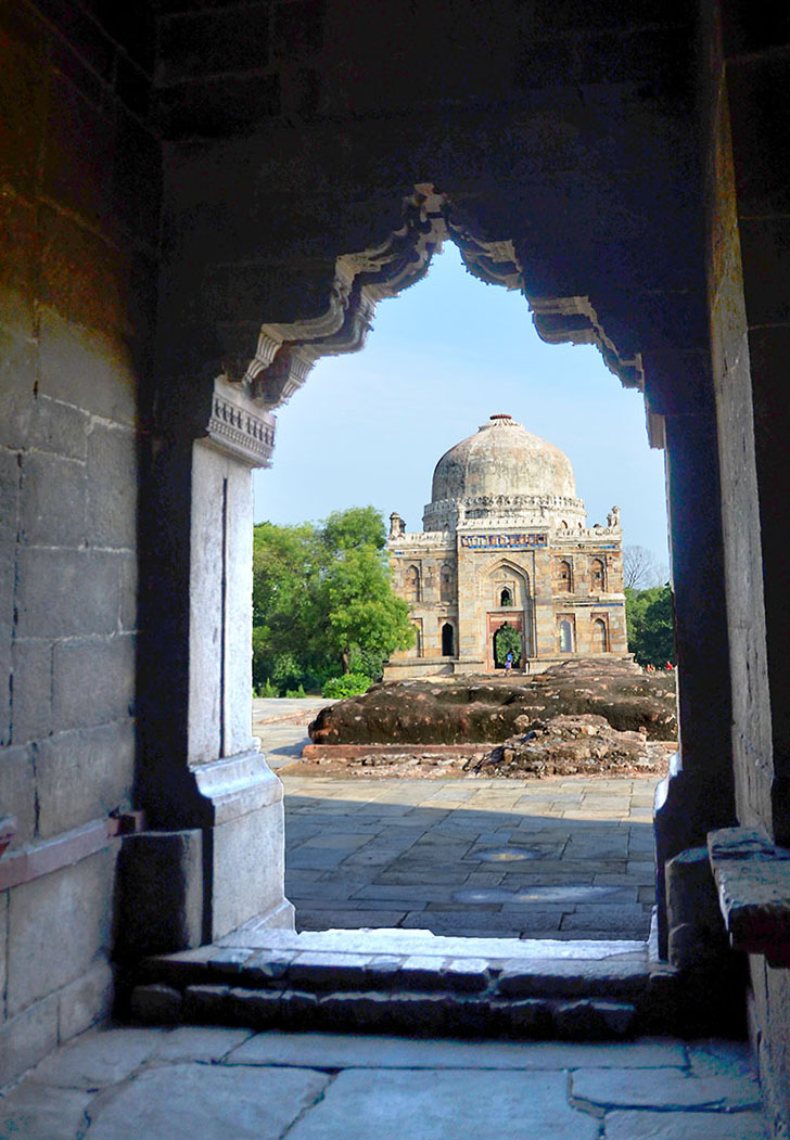 Lodhi Garden Tombs - New Delhi