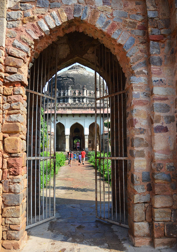 Tomb of Sikandar Lodi, Delhi