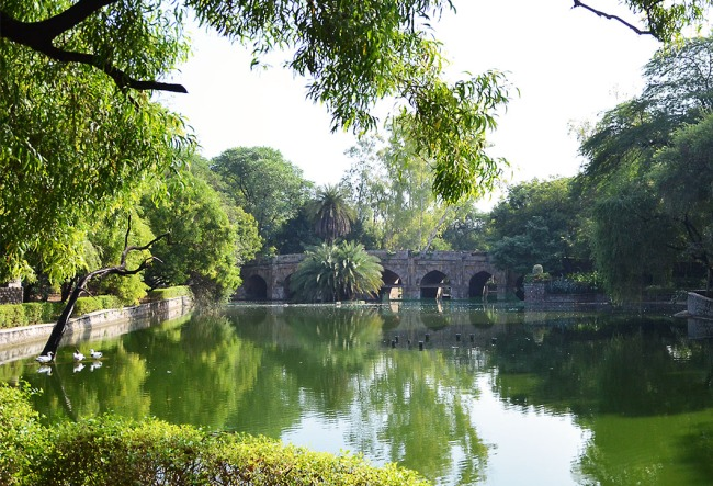 Athpula Bridge - Lodhi Garden