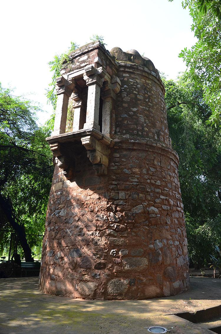 Lodhi Garden Monuments