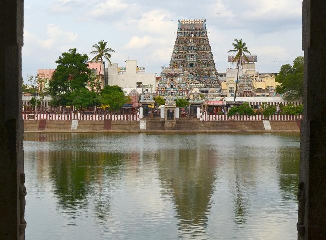 Kapaleeswarar Temple Tank, Chennai