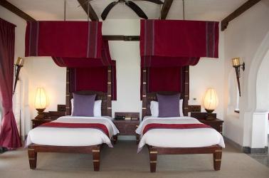 Zenana Suite Bedroom