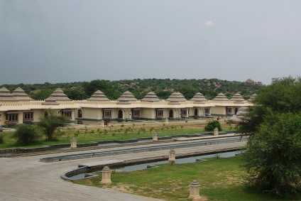 The Jal Mahal pool villas