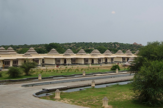 The Jal Mahal pool villas