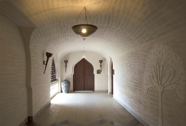 Entrance to our Zenana Suite.