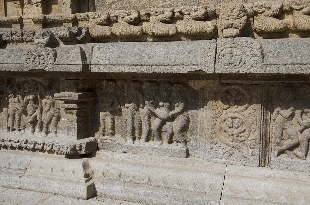 Chidbirth, Airavatesvar Temple, Darasuram