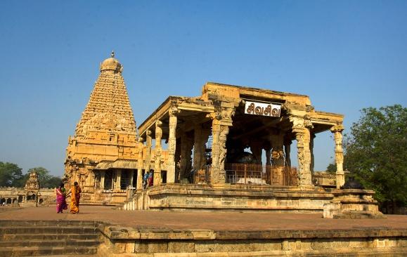 Brihadeeswarar Temple, Tanjavur
