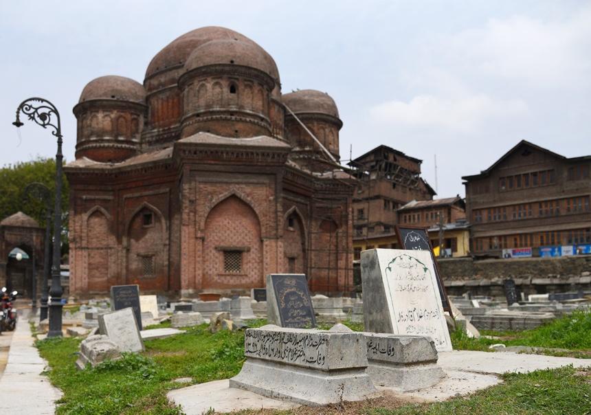 Budshah's Tomb, Srinagar