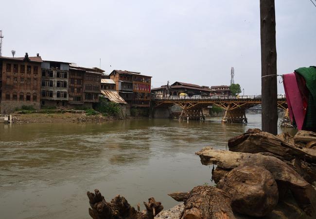 Zaina Kadal bridge