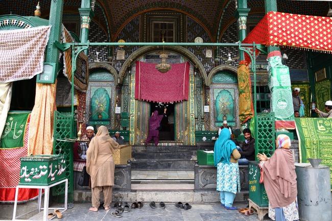 Shrine of Shah-e-Hamadan in Srinagar