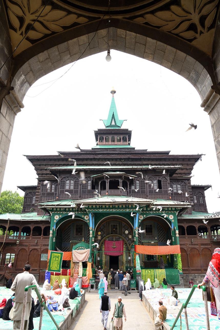 Khanqah of Shah Hamadan- Zaina Kadal, Srinagar
