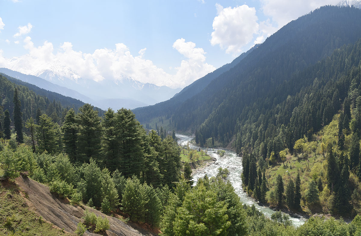 Aru Valley, Kashmir