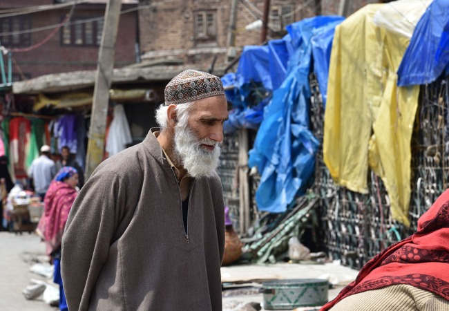 Old Town, Srinagar