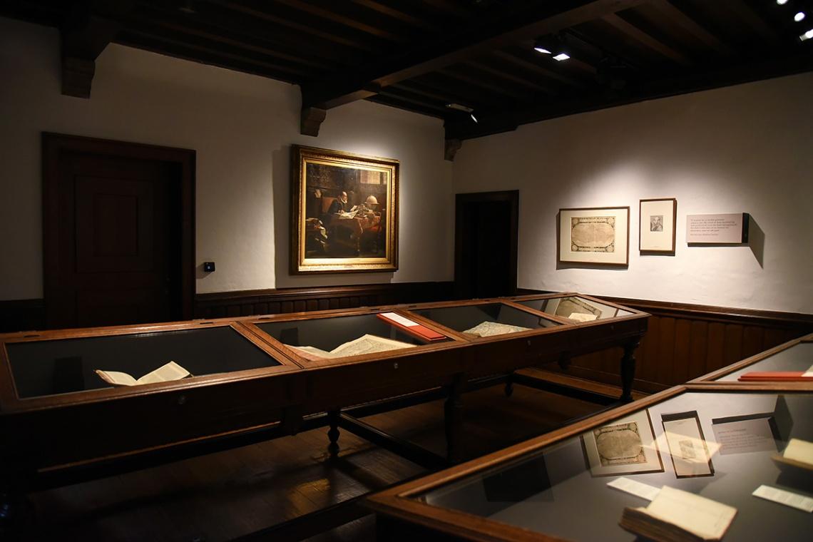 Printing museum, Antwerp