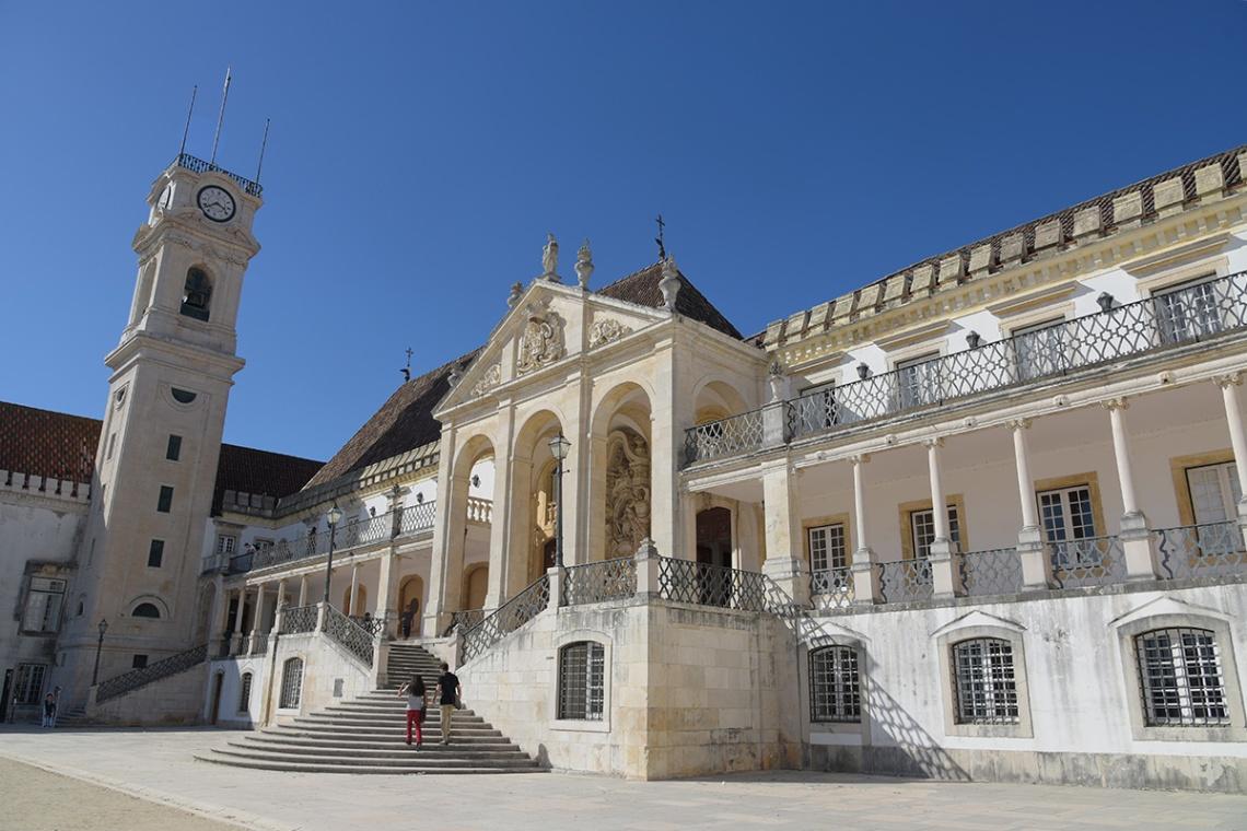 University Of Coimbra, Portugal
