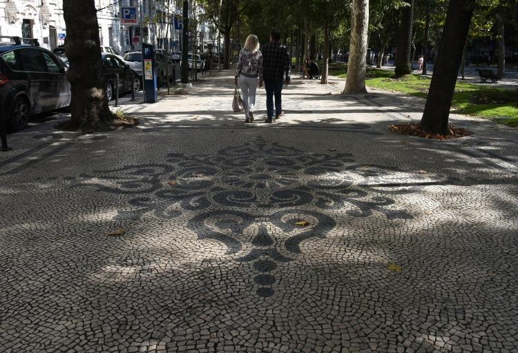 Mosiac Tile Pavements of Portugal