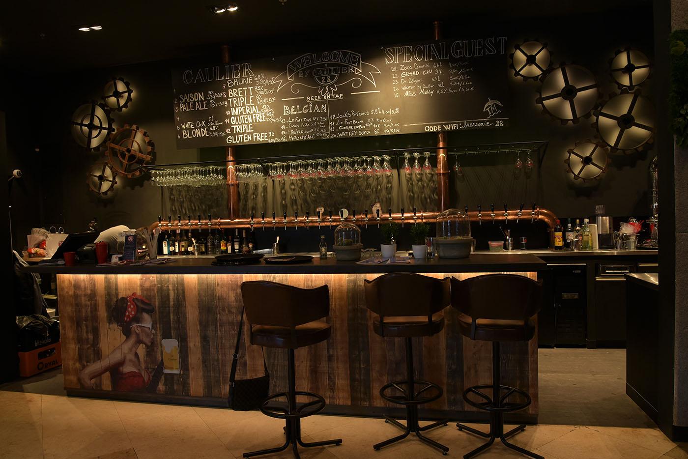 Bar, Brasseries 28