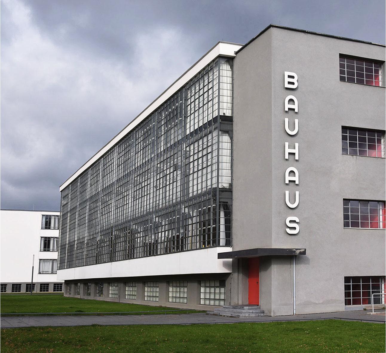 Murales Pared Bauhaus