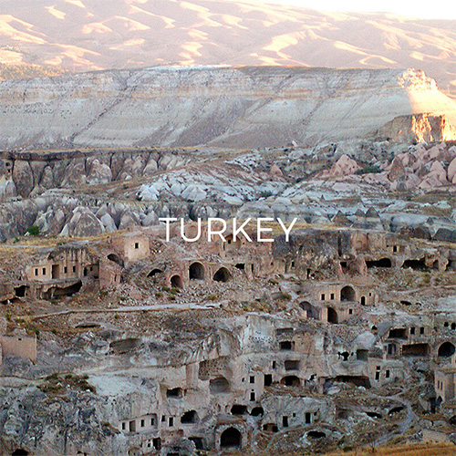 Cappadocia - image link for Turkey Guide