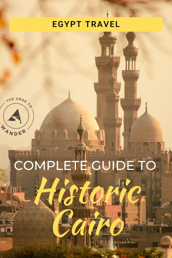 Join me on a wander through historic Cairo, Egypt, with top tips on the best way to experience the UNESCO Heritage City. From Saladin's Citadel to Cairo's many stunning mosques, through Al Muizz Street and ancient souks.   #Cairo #EgyptTravel #OldCairo #UNESCOHeritageSite