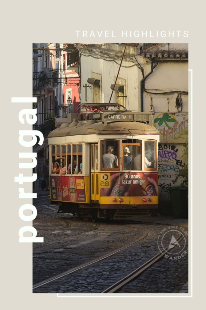 Postcards from Portugal: Highlights from our two week itinerary which included Lisbon, Porto, Braga, Coimbra, Tomar, the Douro Valley and a few days in the Azores.    #PortugalTravel #ThingsToSee #PortugalPhotography