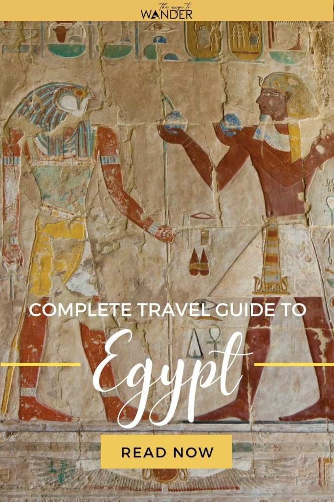 Complete Egypt travel guide - with details on the Cairo Pass, Luxor Pass, whether Egypt is safe for tourists or a Nile Cruise worth it - to help you plan your travel to Egypt like a pro. Plus links to a detailed Egypt itinerary, tipping guide and the best places to stay and eat across Egypt.
