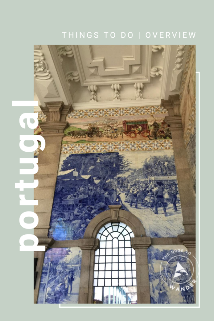 Looking for Portugal travel ideas? Check out this photo feature from the best places from our two week itinerary including Lisbon, Porto, Braga, Coimbra, Tomar, the Douro Valley and a few days in the Azores.   #PortugalTravel #ThingsToSee #PortugalPhotography