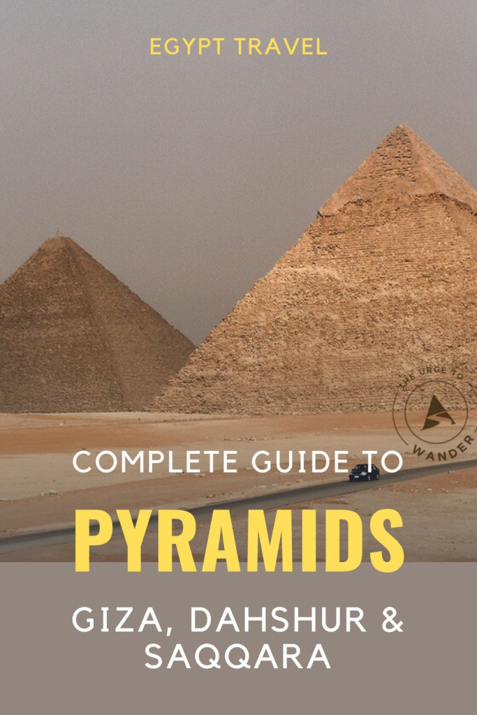 Optimise your visit to the Pyramids of Giza, Dahshur & Saqqara with this useful guide filled with amazing facts and practical tips.