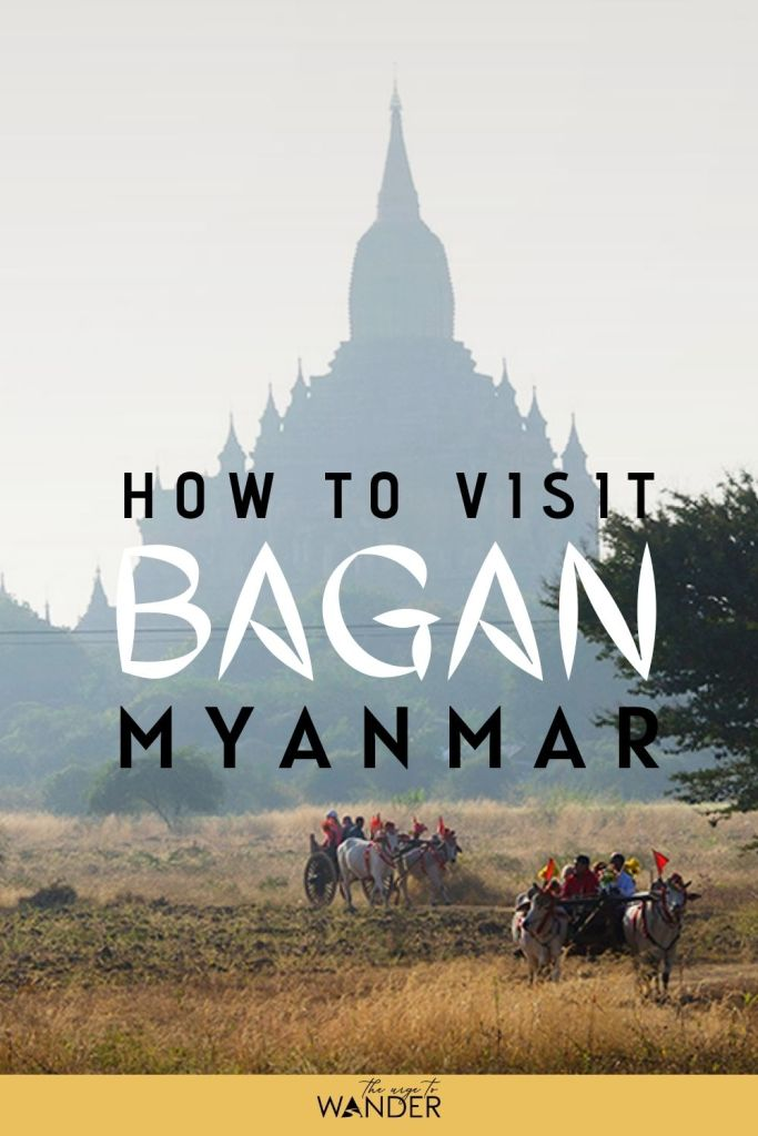 Bagan, Myanmar, photography post and travel guide. Find the best temples to visit in Bagan, top sunrise and sunset spots, maps and practical tips on how to get around the pagodas. #MyanmarTravel #BaganTemples #Burma #Photography #Sunset #Sunrise