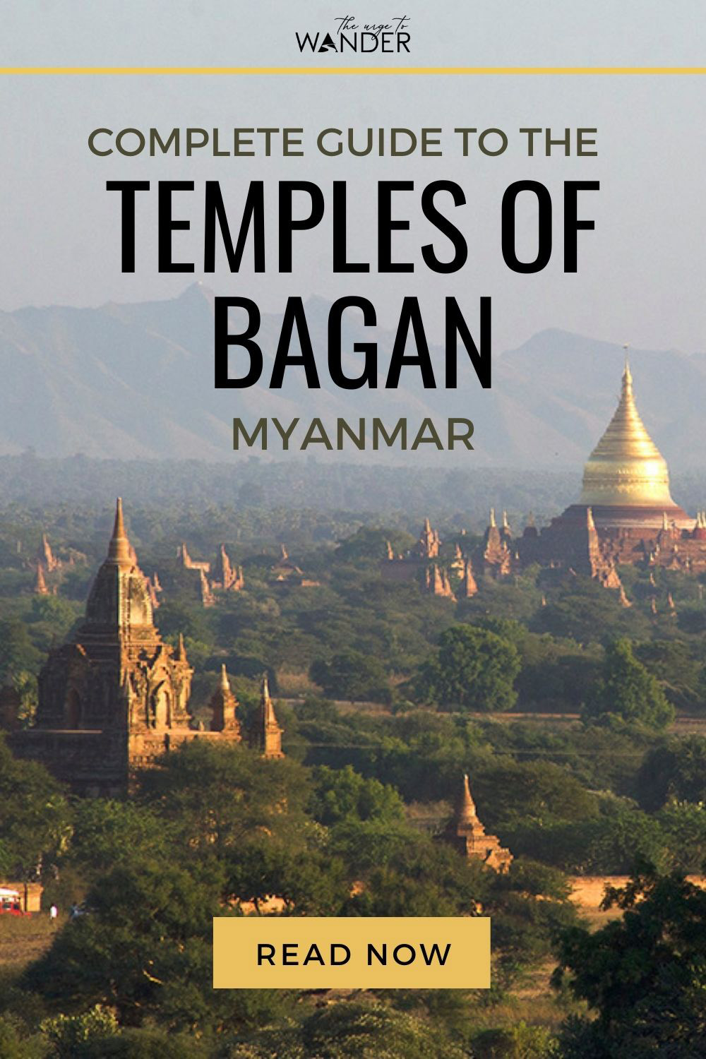 Bagan, Myanmar, photo post and travel guide. Find the best temples to visit in Bagan, top sunrise and sunset spots, detailed map, practical tips and more.