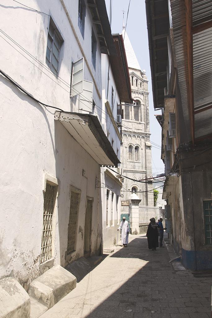 Stone Town, Zanzibar, alley