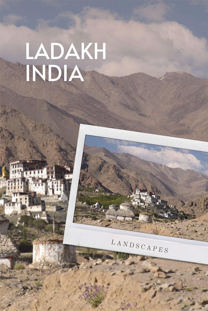 Ladakh India Landscapes